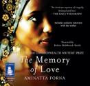 The Memory of Love - Aminatta Forna, Kobna Holdbrook-Smith