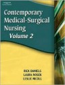 Contemporary Medical-Surgical Nursing, Volume 2 [With CDROM] - Rick Daniels, Leslie H. Nicoll