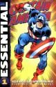 Essential Captain America, Vol. 1 - Stan Lee, Jack Kirby