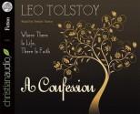 A Confession (Audio) - Simon Vance, Leo Tolstoy