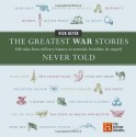 The Greatest War Stories Never Told: 100 Tales from Military History to Astonish, Bewilder, and Stupefy (History Channel) - Rick Beyer