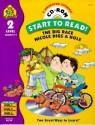 The Big Race (Start to Read Series) - School Zone Publishing Company