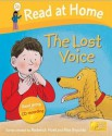 The Lost Voice (Read At Home Level 5b) - Cynthia Rider, Alex Brychta