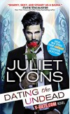 Dating the Undead (Undead Dating Service) - Juliet Lyons