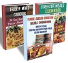 Freezer Meals BOX SET 3 In 1 60 Fast And Simple Freezer Recipes + 15 Make Ahead Healthy Recipes For Your Slow Cooker: (Freezer Meals For The Slow Cooker, ... crockpot, slow cooker freezer recipes) - Micheal Williams, Anne Whitney, Micheal Brown