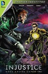 Injustice: Gods Among Us: Year Two #22 - Tom Taylor, Mike S. Miller