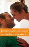Harlequin Superromance September 2014 - Bundle 2 of 2: Winning Ruby HeartMore Than a RancherDesert Heat - Jennifer Lohmann, Claire McEwen, Kathleen Pickering