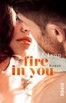 Fire in You: Roman (Wait for You 7) - J. Lynn, Vanessa Lamatsch