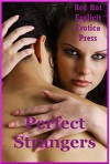Perfect Strangers: Five Sex with Stranger Erotica Stories - Connie Hastings, Amy Dupont, Angela Ward, Sarah Blitz