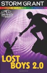 Lost Boys 2.0: A gay paranormal action adventure (Borderless Observers Org.) (Volume 2) - Storm Grant