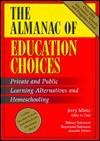 Almanac of Education Choices - Jerry Mintz