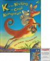 K Is for Kissing a Cool Kangaroo Book and Audiocassette Tape Set (Paperback Book and Audio Cassette Tape) - Giles Andreae, Guy Parker-Rees, Corinne Orr