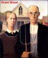 101 Color Paintings of Grant Wood (DeVolson) - American Gothic Painter (February 13, 1891 - February 12, 1942) - Jacek Michalak, Grant Wood