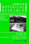 Advances in Botanical Research, Volume 23: Pathogen Indexing Technologies - J.A. Callow, John H. Andrews, S. H. De Boer, Inez C. Tommerup