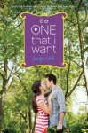 The One That I Want - Jennifer Echols