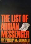 The List of Adrian Messenger - Philip MacDonald