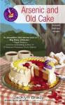 Arsenic and Old Cake - Jacklyn Brady