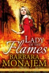 Lady of the Flames - Barbara Monajem