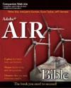 Adobe AIR Bible - Benjamin Gorton, Ryan Taylor, Jeff Yamada