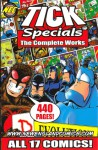 The Tick: Specials - Sean Wang, Marc Silvia, Clay Griffith