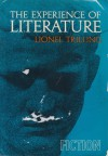 The Experience of Literature - Lionel Trilling