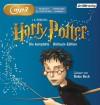 Harry Potter: Die komplette Hörbuch Edition - Gelesen von Rufus Beck - J.K. Rowling