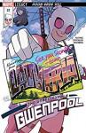 Gwenpool, The Unbelievable (2016-) #22 - Christopher Hastings, Irene Strychalski, Gurihiru