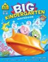 Big Kindergarten Workbook - School Zone Publishing Company, Multiple Illustrators
