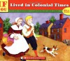 If You Lived In Colonial Times - Ann McGovern, Mcgovern, Brinton Turkle, June Otani