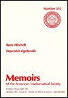 Separable Algebroids - Barry Mitchell