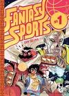 Fantasy Sports by Sam Bosma (1-Apr-2015) Hardcover - Sam Bosma