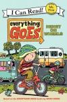 Everything Goes: Henry on Wheels - Brian Biggs, Simon Abbott