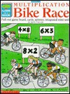 Multiplication Bike Race: Cooperative Game-In-A-Book - Hope Taylor, Rick Brown, Jacqueline Swensen, Vincent Ceci, Jamie Lucero