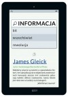 Informacja. Bit, wszechswiat, rewolucja (Polska wersja jezykowa) - James Gleick