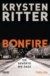 Bonfire – Sie gehörte nie dazu: Thriller - Krysten Ritter, Norbert Möllemann, Charlotte Breuer