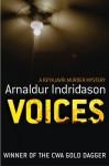 Voices - Arnaldur Indriðason, Bernard Scudder