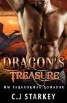 Romance: A Dragon's Treasure (MM Gay Mpreg Romance) (Dragon Shifter Paranormal Romance) - C.J Starkey, Mpreg