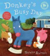 Donkey's Busy Day [With Sticker(s)] - Natalie Russell