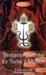 Trinitarian Doctrine for Today's Mission - Lesslie Newbigin