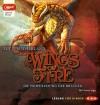 Wings of Fire - Teil 1: Die Prophezeiung der Drachen: Lesung mit Simon Jäger (1 mp3-CD) - Tui T. Sutherland, Simon Jäger, Bea Reiter