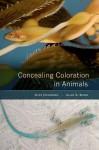 Concealing Coloration in Animals - Judy Diamond, Alan B. Bond