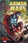 Armor Wars #1 - Paul Rivoche