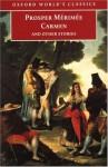 Carmen and Other Stories - Prosper Mérimée, Nicholas Jotcham