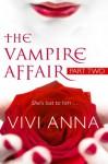 The Vampire Affair - Vivi Anna