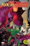 Moon Girl and Devil Dinosaur (2015-) #4 - Amy Reeder, Brandon Montclare, Amy Reeder, Natacha Bustos