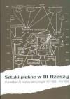 Sztuki piękne w III Rzeszy - Orłowski Hubert (red.) - Hubert Orłowski