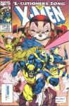 X-Men 1/96 (35) - Peter David, Jae Lee, Scott Lobdell, Brandon Petersen
