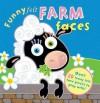 Funny Felt Farm Faces. Libby Hamilton - Libby Hamilton, Jon Lambert