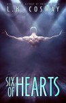Six of Hearts - L.H. Cosway