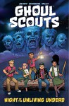Ghoul Scouts: Night of the Unliving Undead - Steve Bryant